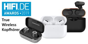 HIFI.DE Awards: Die besten True Wireless Kopfhörer