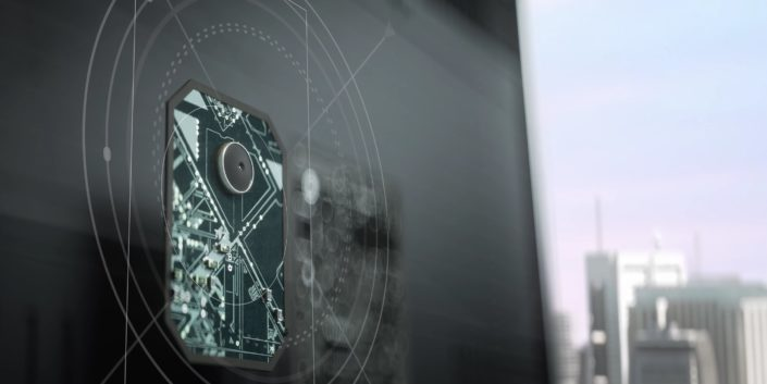 Dolby Vision IQ Lichtsensor