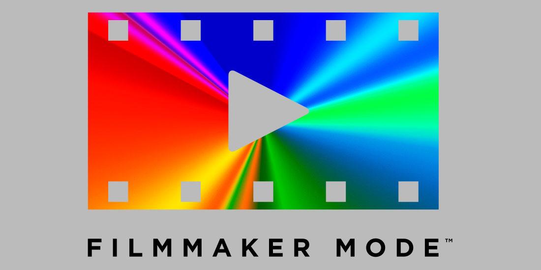 Filmmaker Mode für UHD-Fernseher