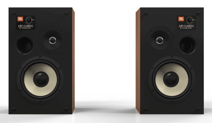 JBL L82 Classic Stereopaar