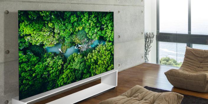 LG SIGNATURE OLED 8K TV (88ZX)
