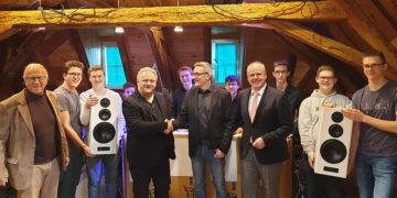 """""""Nubert macht Schule"""": Nubert unterstützt Bildungseinrichtungen"""