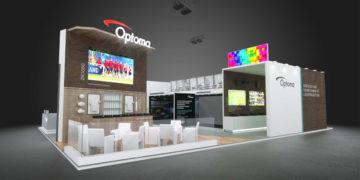 ISE 2020: Optoma kündigt High-End Gaming-Beamer UHD42 an