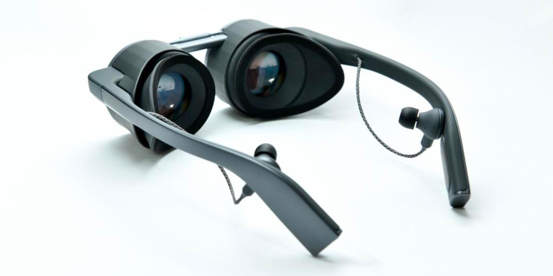 Panasonic VR-Brille