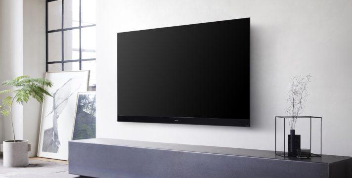 Panasonic OLED-TV HZW2004 auf der CES 2020