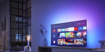 Neue OLED TVs von Philips für 2020