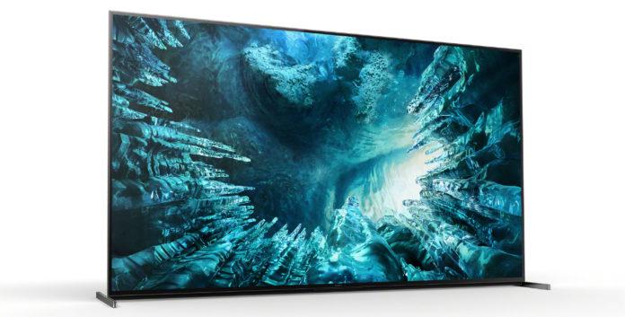 8K-TV Sony ZH8