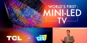 TCL Mini-LED CES 2020