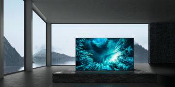 CES 2020: Neue Fernseher von Sony mit 4K und 8K