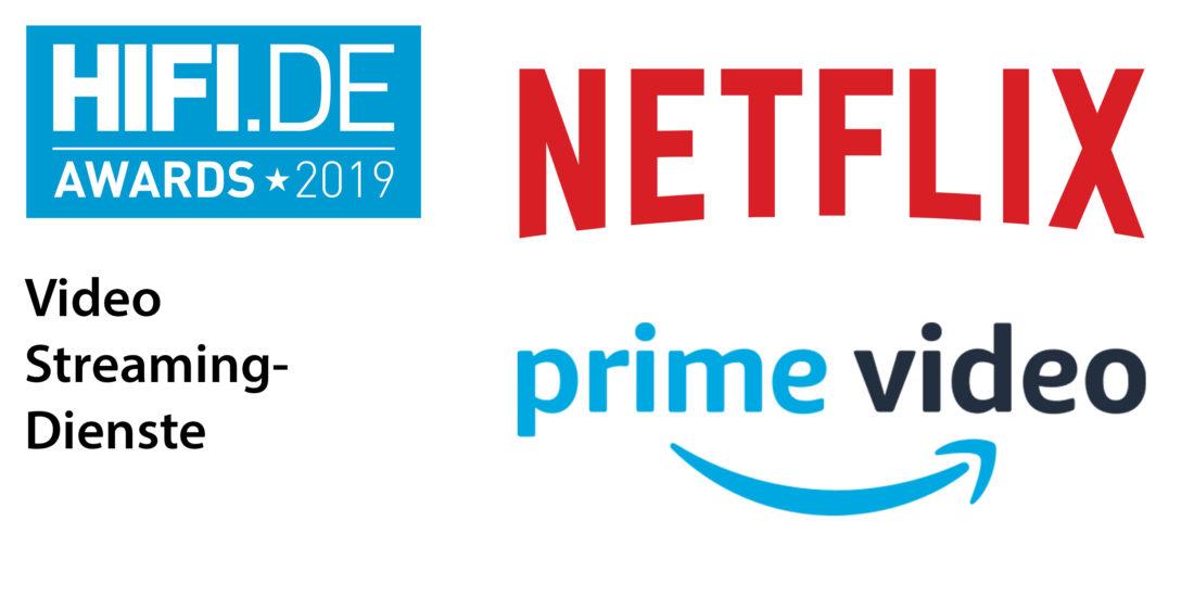 HIFI.DE Awards: Die besten Video Streaming-Dienste