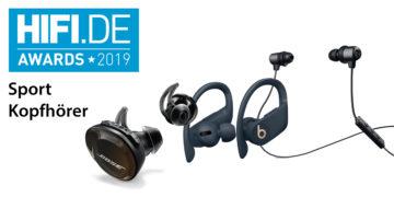 HIFI.DE Awards: Die besten Sport-Kopfhörer