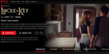 Neues bei Netflix: Besserer Codec, weniger AutoPlay