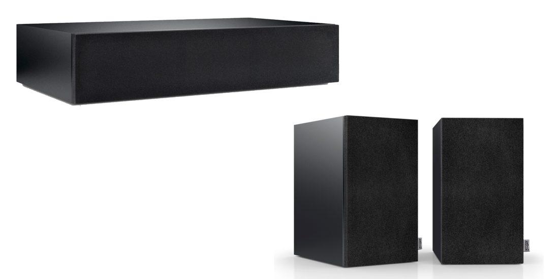 NuBox AS-225 und NuBox A-125: Jubiläumsboxen jetzt in Schwarz