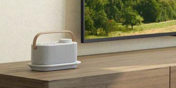 Sony SRS-LSR200: TV-Fernbedienung trifft Lautsprecher