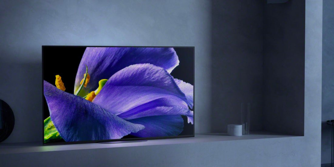 Sony Fernseher AG9 Android-TV