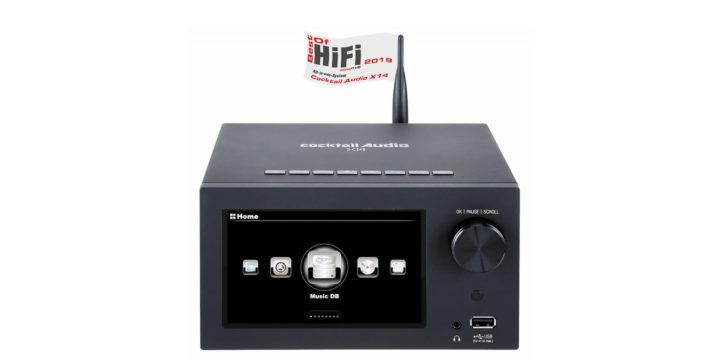 Vorschaubild für HIFI.DE Awards: Die besten Audio Netzwerkstreamer
