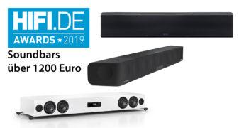 HIFI.DE Awards: Die besten Soundbars über 1200 Euro