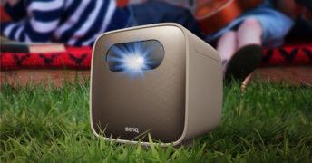 BenQ GS2: Mobiler Beamer im handlichen Format