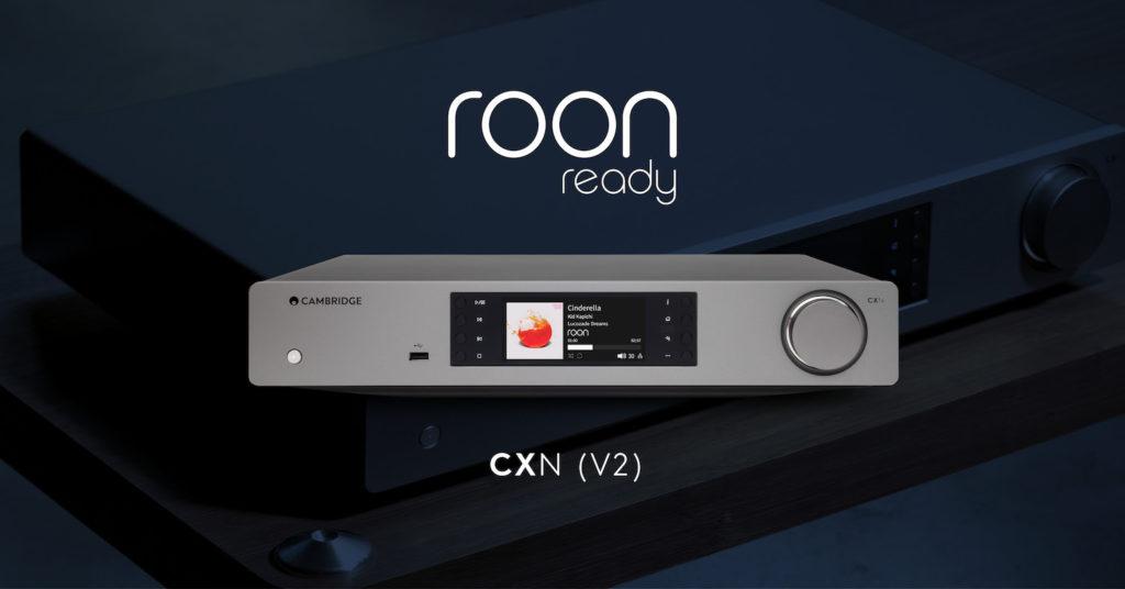 Cambridge Audio CXN (V2) Roon Ready
