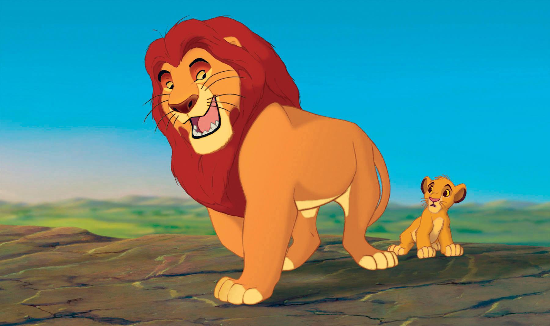 """Disneys Klassiker """"König der Löwen"""""""