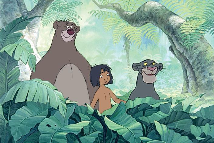 Das Highlight aus der Trickfilmkiste: Das Dschungelbuch