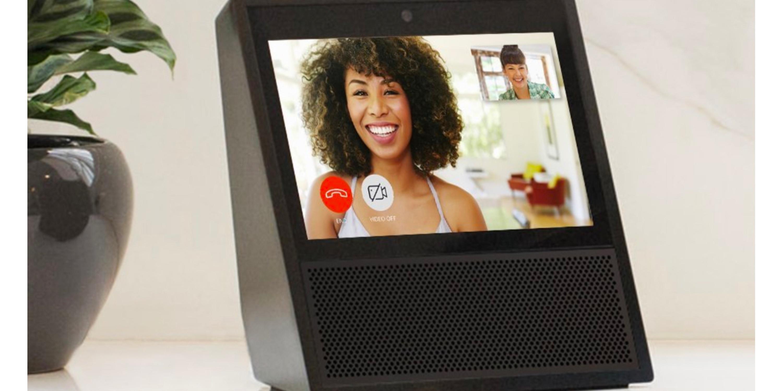 Amazon Echo Show Calling