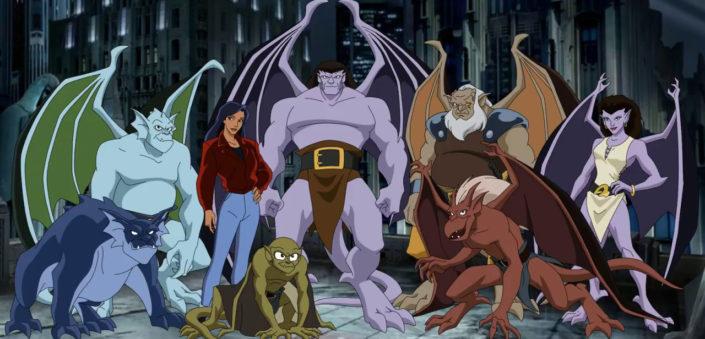Die Gargoyles sind bei Disney Plus