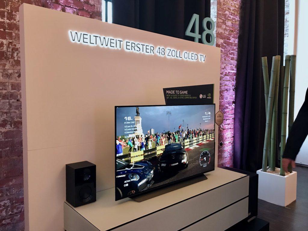 LG OLED 48CX9