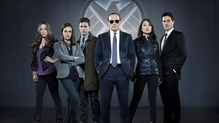 Bei Disney Plus: Marvel's Agents of S.H.I.E.L.D.