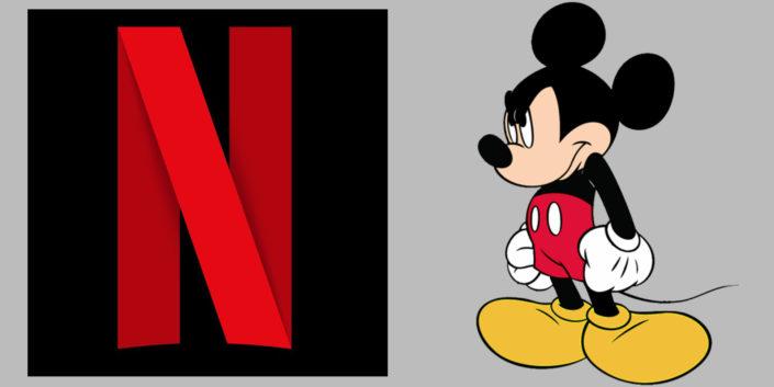Disney Plus oder Netflix?