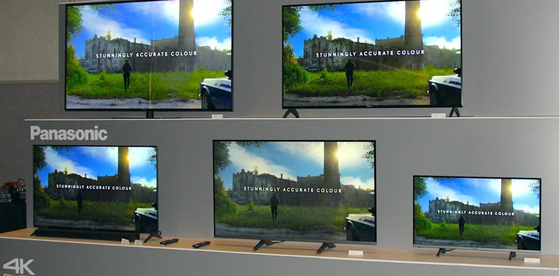 Panasonic neue TVs 2020