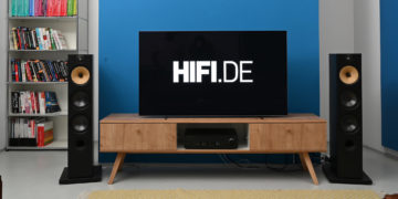Philips OLED 804 Test