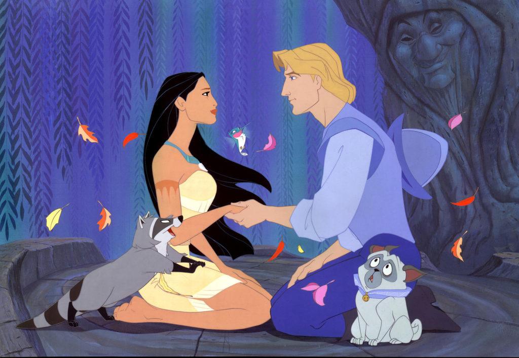 Pocahontas bietet einen der besten Soundtracks der Disney-Geschichte. |Bild: Disney