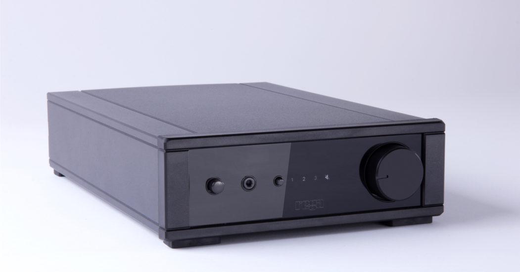 Rega io: Neuer kompakter Vollverstärker