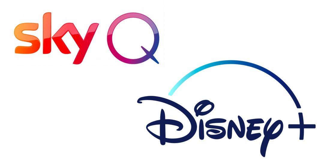 Sky Q Disney Plus