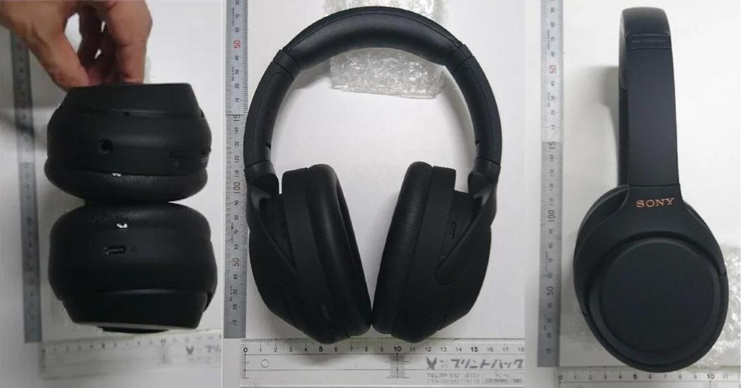 Sony WH-1000XM4: Fotos und Daten geleakt