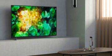 Sony: TV-Modellreihen XH80, XH81 und XH70 ab sofort verfügbar