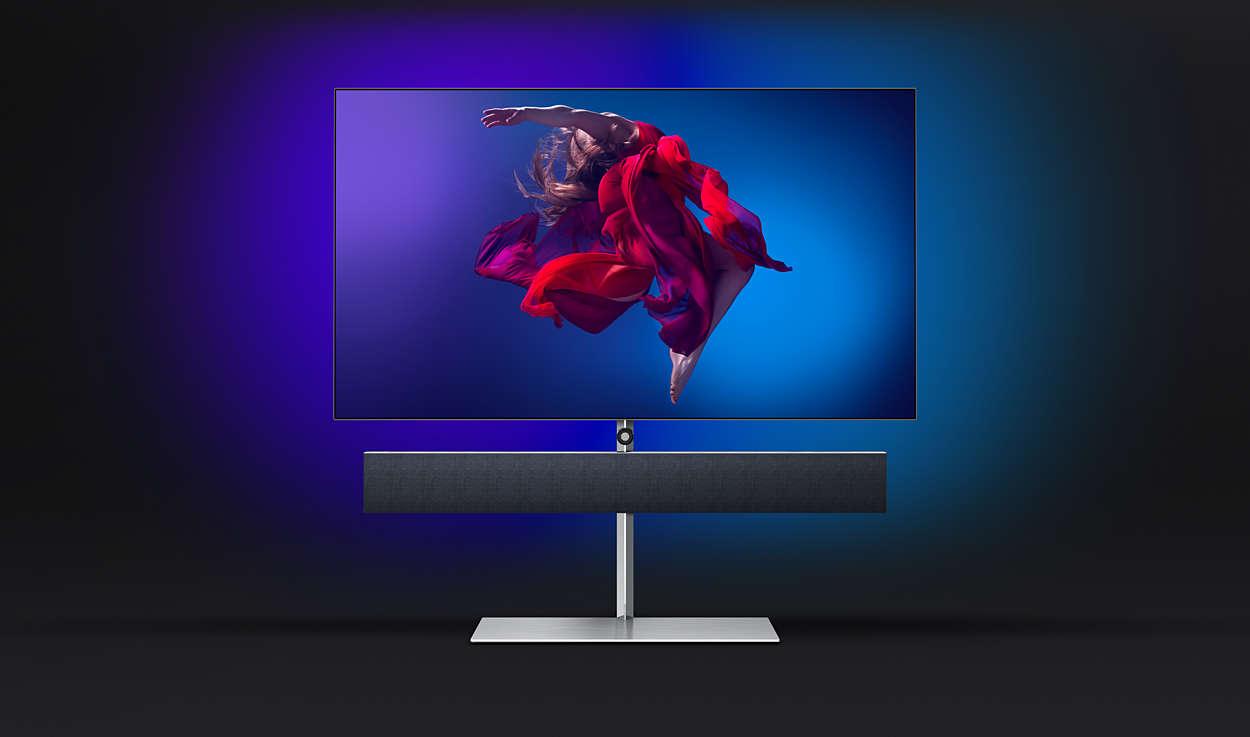 Philips Design-TV OLED984