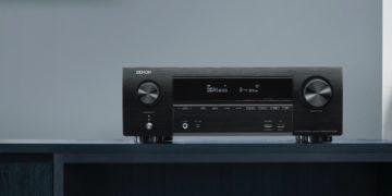 Denon AVR-X1600 H DAB: Neuer 7.2-AV-Receiver mit großer Ausstattung