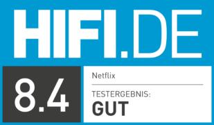HIFI.DE Testsiegel für Netflix Kosten 2021: Lohnt sich der Streaming-Dienst?