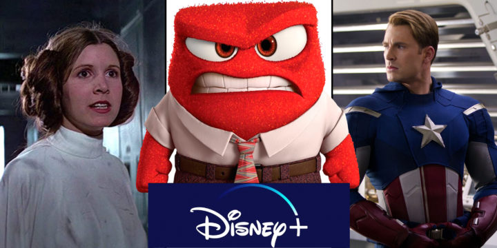 Die aktuell 50 besten Filme bei Disney Plus