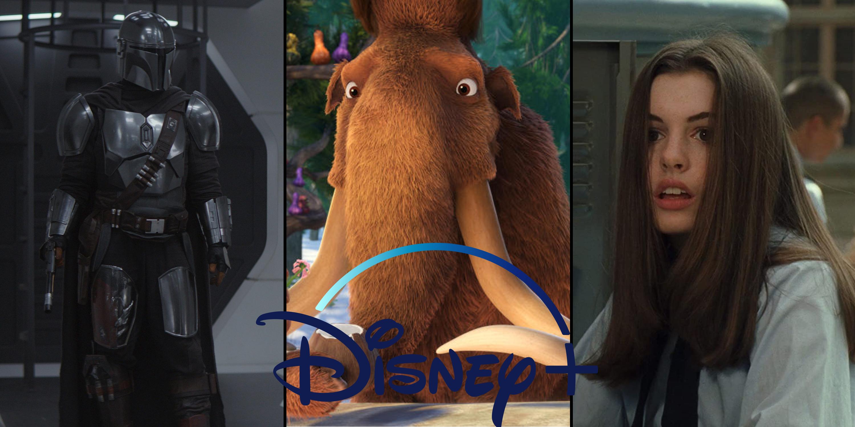 Disney Plus Mai