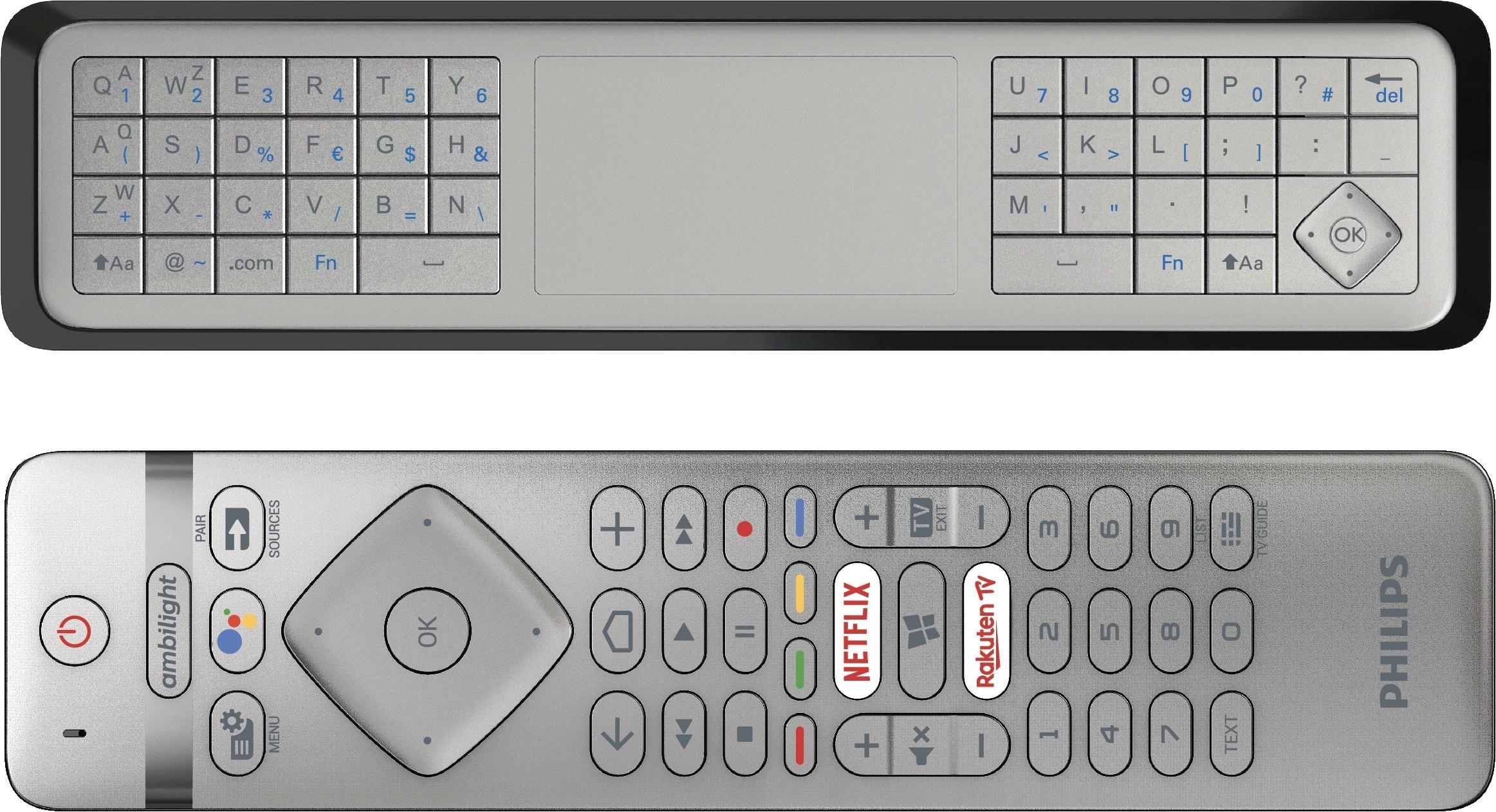Philips OLED TV Fernbedienung 2019