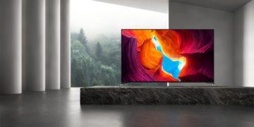 Sony XH95: 4K HDR Full Array LED-Fernseher im Handel erhältlich