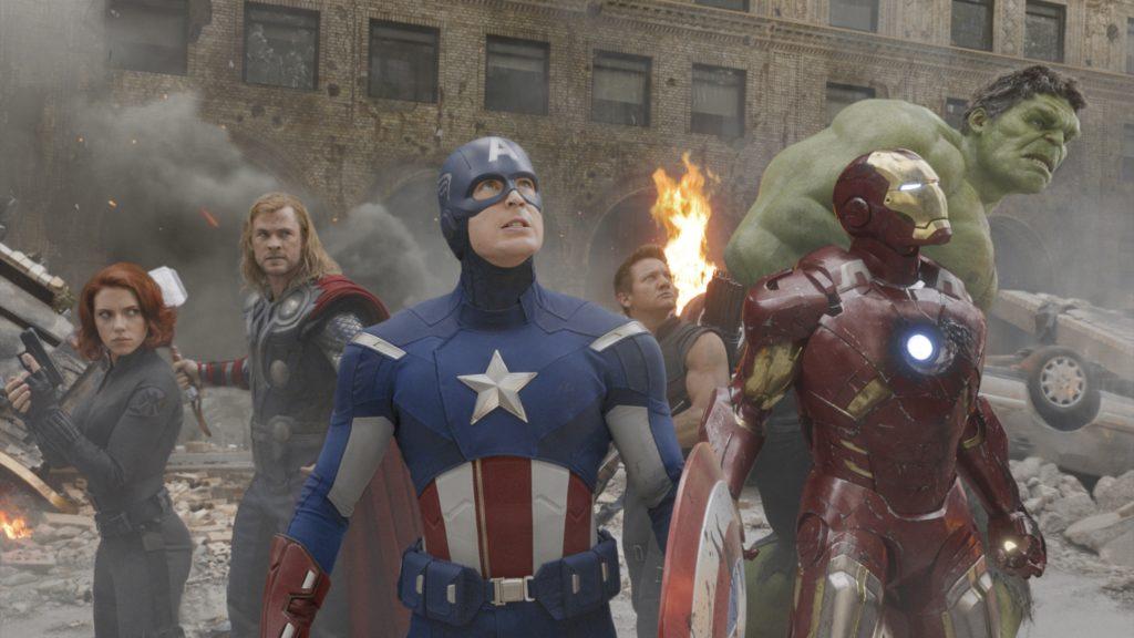 Die Avengers-Reihe ist bei Disney Plus verfügbar.