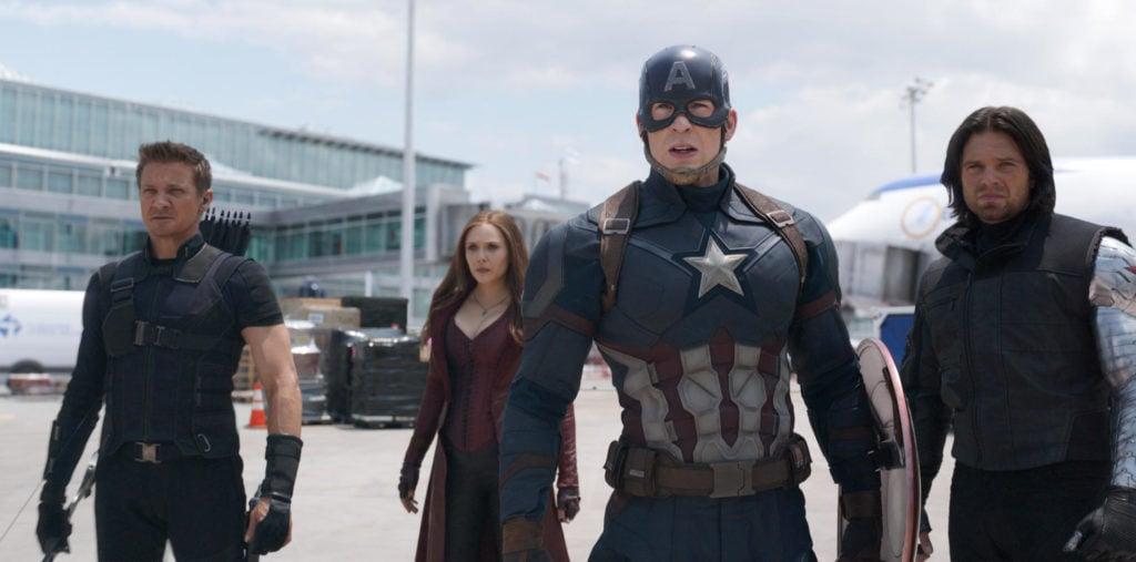 Filme auf Disney Plus: Captain America: Civil War