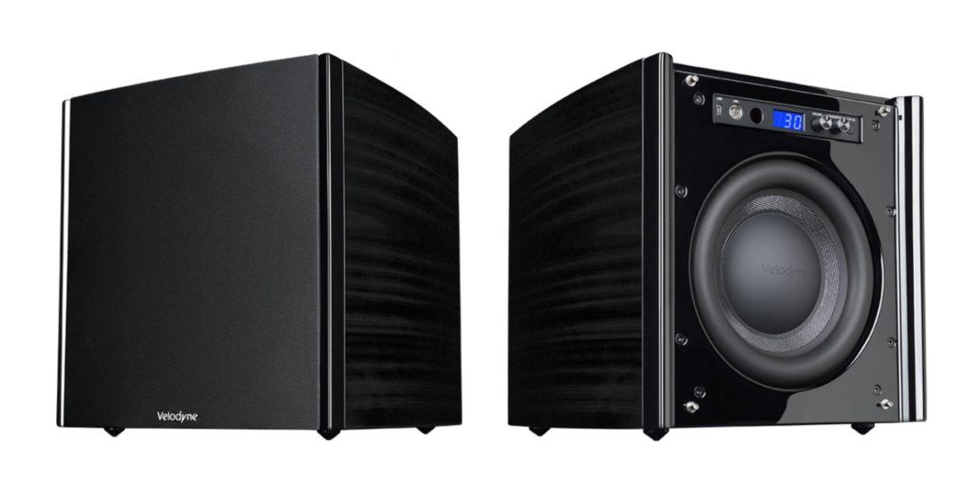 Velodyne Acoustics DD-10 Plus: High-End-Subwoofer im Sonderangebot