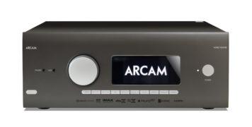 Arcam rüstet auf: AV-Receiver werden mit Auro-3D ausgestattet