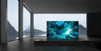 Sony ZH8: 8K-Fernseher ab 75 Zoll Bilddiagonale