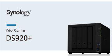 Synology DiskStation DS220+, DS420+, DS720+ und DS920+ vorgestellt